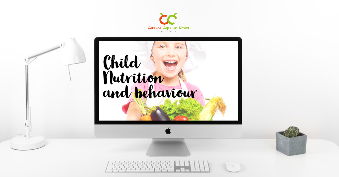 Child Nutrition and behaviour