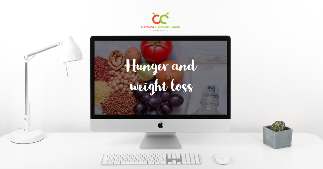 Hunger and weight loss